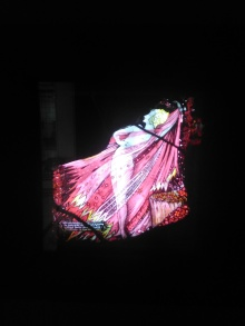 Harry Clarke stained glass panel Hugh Lane Gallery Dublin