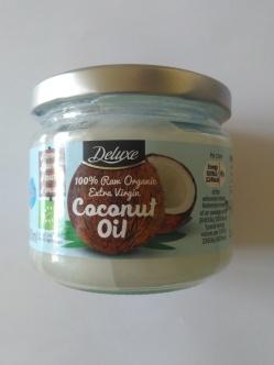 Lidl Deluxe range organic extra virgin coconut oil €3.99
