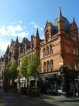 Georges Street Dublin Lisa Hughes