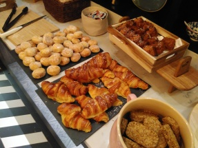 The Sandymount Hotel Dublin 4 Hotel continental breakfast
