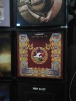 Irish rockers Thin Lizzy Johnny The Fox artwork at EPIC the Irish Emigration Museum Dublin