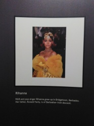 Singer Rihanna's Irish ancestry revealed at EPIC the Irish Emigration Museum Dublin