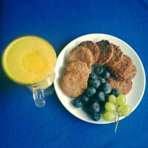 Turmeric recipes golden milk Lisa Hughes blog