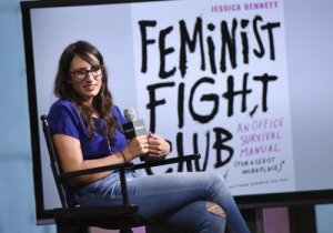 feminist fight club author