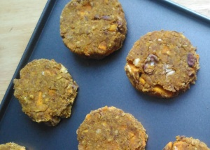 vegan sweet potato burgers recipe