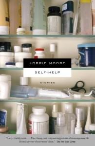 lorrie moore self help cover