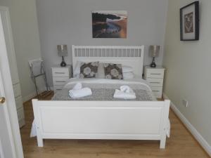 Bedroom in Avoca House B&B Dublin