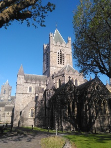 christchurch cathedral dublin ireland